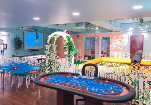 Party Room 觀塘 Hong Kong hk 香港 玩樂活動 場地 Eden21 適合 12 至 50 人