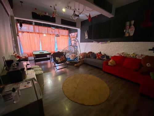 Party Room 尖沙咀 Hong Kong hk 香港 玩樂活動 場地 Black Maxi House - 尖沙咀Party 適合 8 至 28 人