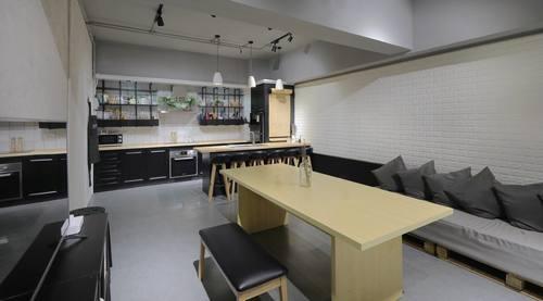 Party Room 觀塘 Hong Kong hk 香港 玩樂活動 場地 Blank Slate Kitchen 適合 2 至 20 人