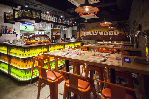 婚禮場地 尖沙咀 Hong Kong hk 香港 玩樂活動 場地 Cali-Mex Bar & Grill(TST) 適合 1 至 200 人