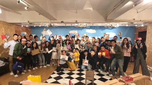 Party Room 觀塘 Hong Kong hk 香港 玩樂活動 場地 Comma Party - 小矮人主題房 適合 20 至 70 人