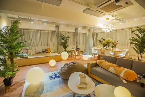 Party Room 觀塘 Hong Kong hk 香港 玩樂活動 場地 Comma Party - Home 適合 10 至 30 人