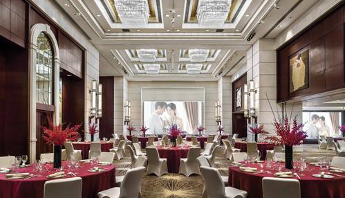 婚禮場地 旺角 Hong Kong hk 香港 玩樂活動 場地 香港康得思酒店宴會廳 適合 1 至 600 人