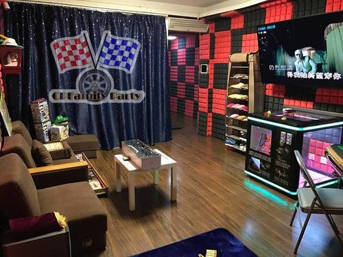 Party Room 銅鑼灣 Hong Kong hk 香港 玩樂活動 場地 CpFamily Party Room 適合 6 至 40 人