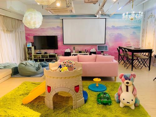 Party Room 長沙灣-荔枝角 Hong Kong hk 香港 玩樂活動 場地 ☀️Day Night Party🌙 適合 8 至 50 人