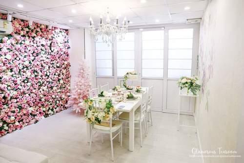 Party Room 觀塘 Hong Kong hk 香港 玩樂活動 場地 Glamorous Tearoom 適合 4 至 10 人