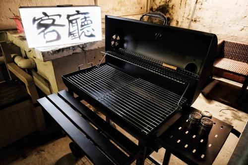 BBQ場地 旺角 Hong Kong hk 香港 玩樂活動 場地 客廳 Heart Tank 天台BBQ 適合 15 至 50 人