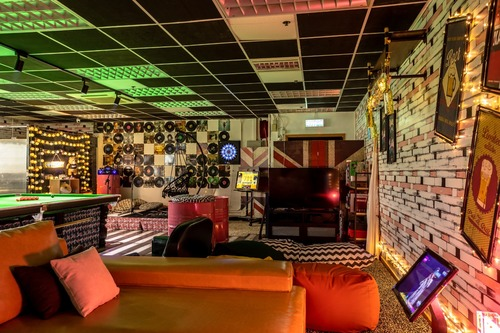 Party Room 葵涌 Hong Kong hk 香港 玩樂活動 場地 Neversleep Party 適合 12 至 60 人