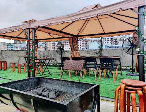 BBQ場地 觀塘 Hong Kong hk 香港 玩樂活動 場地 The Leisure Club BBQ體驗 適合 4 至 40 人