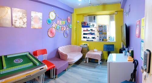 Party Room 旺角 Hong Kong hk 香港 玩樂活動 場地 Miniparty Fancy 適合 1 至 8 人