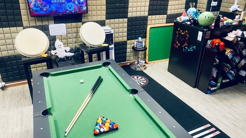 Party Room 旺角 Hong Kong hk 香港 玩樂活動 場地 Promised Land Boardgame Party House Co. 適合 4 至 35 人