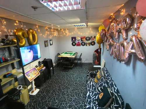 Party Room 旺角 Hong Kong hk 香港 玩樂活動 場地 Party fun Party Shop 適合 4 至 12 人
