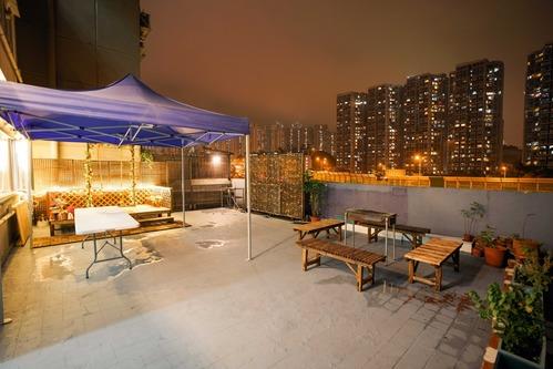 BBQ場地 觀塘 Hong Kong hk 香港 玩樂活動 場地 Room8Studio 適合 10 至 50 人