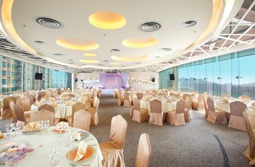 婚禮場地 荃灣 Hong Kong hk 香港 玩樂活動 場地 Sky Lounge 如心海景酒店暨會議中心 旗下 適合 1 至 400 人