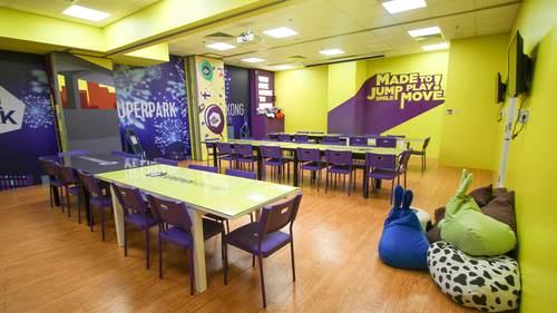 Party Room 旺角 Hong Kong hk 香港 玩樂活動 場地 SuperPark 派對體驗 適合 5 至 100 人