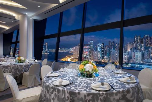 婚禮場地 銅鑼灣 Hong Kong hk 香港 玩樂活動 場地 香港柏寧酒店柏寧宴會廳 適合 1 至 480 人
