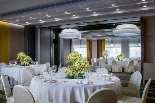 婚禮場地 銅鑼灣 Hong Kong hk 香港 玩樂活動 場地 香港柏寧酒店邱吉爾廳 適合 1 至 150 人