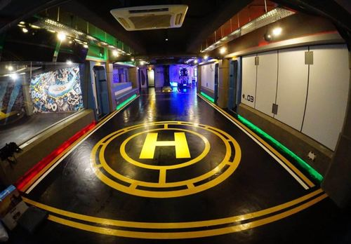 Party Room 觀塘 Hong Kong hk 香港 玩樂活動 場地 Tomorrowland Galaxy 適合 8 至 250 人