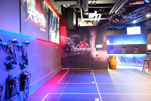 運動或VR競技 長沙灣-荔枝角 Hong Kong hk 香港 玩樂活動 場地 VAR LIVE 適合 1 至 55 人