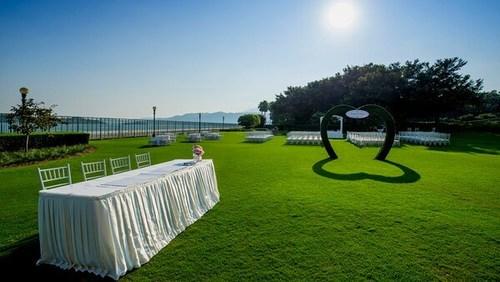 婚禮場地 大嶼山 Hong Kong hk 香港 玩樂活動 場地 西翼草坪 香港迪士尼樂園度假區 適合 50 至 1000 人