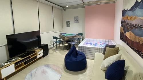 Party Room 觀塘 Hong Kong hk 香港 玩樂活動 場地 井室 Zeng Party 適合 8 至 45 人