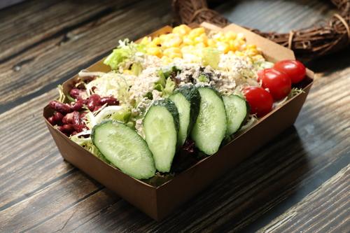 到會美食  Hong Kong hk 香港 到會 【輕型小食系列】沙律盒到會 適合 10 至 200 人