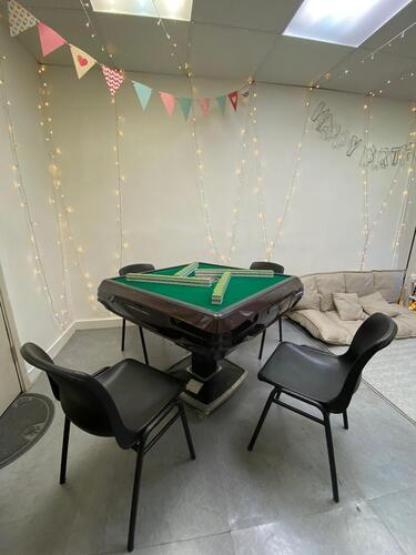 Party Room 火炭 Hong Kong hk 香港 玩樂活動 場地 1+1 Party with Friend (麻雀房) 適合 2 至 12 人