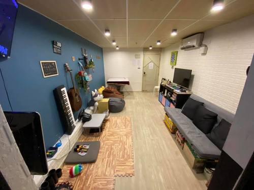 Party Room 長沙灣-荔枝角 Hong Kong hk 香港 玩樂活動 場地 90s house 適合 3 至 15 人
