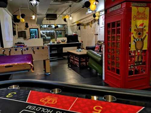 Party Room 觀塘 Hong Kong hk 香港 玩樂活動 場地 Big Day BBQ Partyroom 適合 8 至 50 人