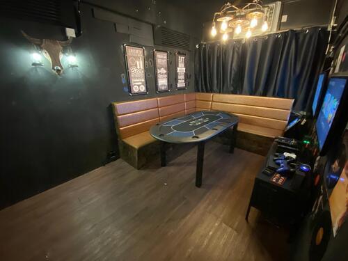 Party Room 旺角 Hong Kong hk 香港 玩樂活動 場地 黑.chill 適合 4 至 15 人