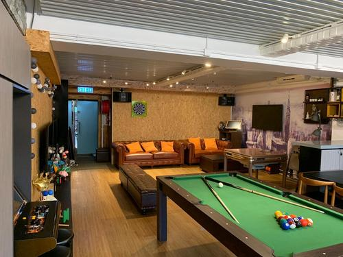 Party Room 觀塘 Hong Kong hk 香港 玩樂活動 場地 Club Party - BBQ & Party Room 適合 10 至 45 人