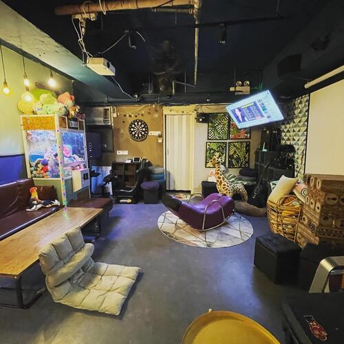 Party Room 觀塘 Hong Kong hk 香港 玩樂活動 場地 FreeMaker Party Room - 觀塘 適合 6 至 40 人