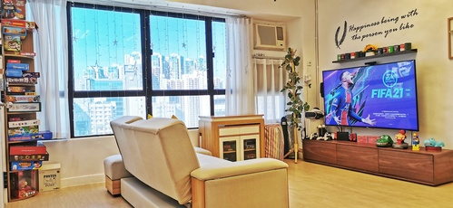 Party Room 旺角 Hong Kong hk 香港 玩樂活動 場地 Relax Party Room 適合 4 至 15 人