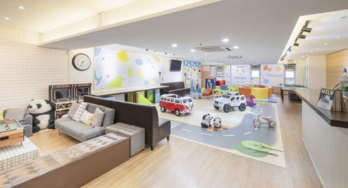 Party Room 觀塘 Hong Kong hk 香港 玩樂活動 場地 Go Play Panda Canvas Party Room 玩樂熊貓館 適合 10 至 60 人