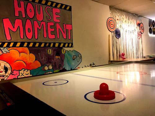 Party Room 長沙灣-荔枝角 Hong Kong hk 香港 玩樂活動 場地 Party Fun House Moment 適合 4 至 25 人