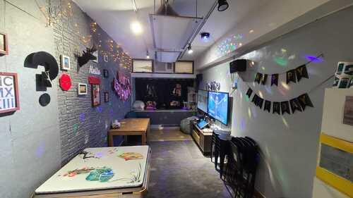 Party Room 旺角 Hong Kong hk 香港 玩樂活動 場地 Ins Spaceparty Party Room 適合 4 至 16 人
