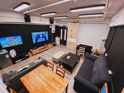 Party Room 觀塘 Hong Kong hk 香港 玩樂活動 場地 Kangaroom 適合 4 至 15 人