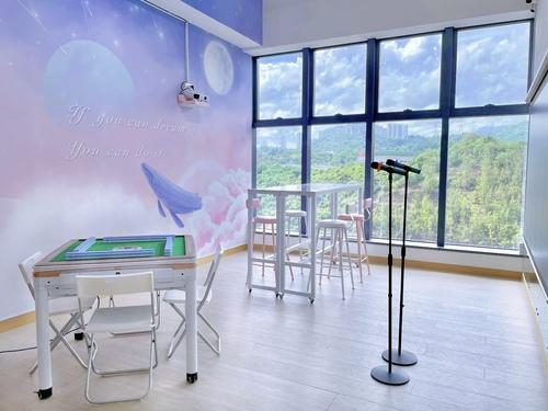 Party Room 長沙灣-荔枝角 Hong Kong hk 香港 玩樂活動 場地 La Rosa Partyroom 適合 4 至 30 人