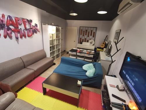 Party Room 長沙灣-荔枝角 Hong Kong hk 香港 玩樂活動 場地 Login Party - 細房 適合 8 至 25 人