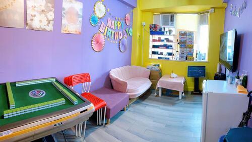 Party Room 旺角 Hong Kong hk 香港 玩樂活動 場地 Miniparty Fancy 適合 2 至 8 人
