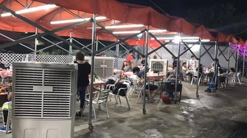 BBQ 燒烤場地 元朗 Hong Kong hk 香港 玩樂活動 場地 元朗隱世山莊燒烤樂園 適合 1 至 100 人