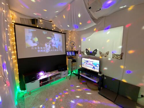 Party Room 火炭 Hong Kong hk 香港 玩樂活動 場地 1+1 Private Party Venue 適合 2 至 12 人