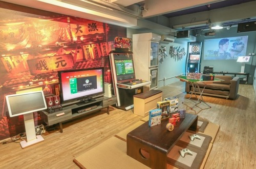 Party Room 旺角 Hong Kong hk 香港 玩樂活動 場地 Party One - 東方房 適合 10 至 20 人