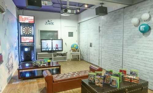 Party Room 旺角 Hong Kong hk 香港 玩樂活動 場地 Party One - 西方房 適合 7 至 12 人