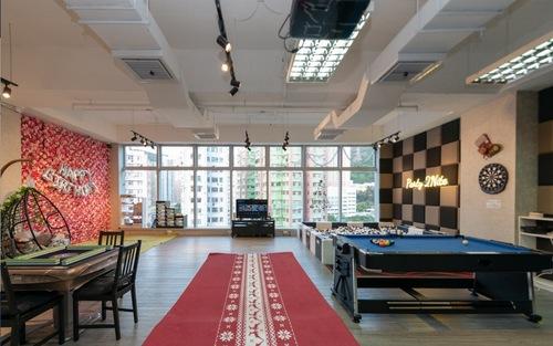 Party Room 葵涌 Hong Kong hk 香港 玩樂活動 場地 Party 2 Nite 適合 10 至 50 人