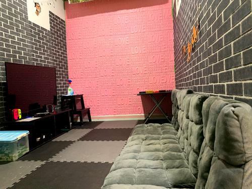 Party Room 觀塘 Hong Kong hk 香港 玩樂活動 場地 粉紅堡壘 適合 2 至 7 人