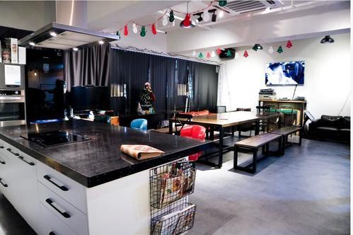 Party Room 葵涌 Hong Kong hk 香港 玩樂活動 場地 The Piano Kitchen Studio 適合 2 至 25 人