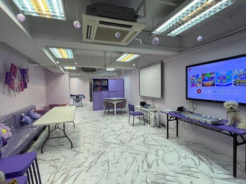 Party Room 長沙灣-荔枝角 Hong Kong hk 香港 玩樂活動 場地 Purple Square (BBQ) 適合 8 至 50 人