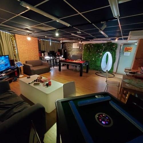 Party Room 旺角 Hong Kong hk 香港 玩樂活動 場地 Regal@iRonic 適合 4 至 32 人