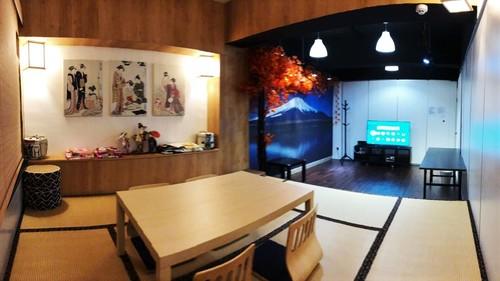 Party Room 觀塘 Hong Kong hk 香港 玩樂活動 場地 圍威喂 Party — 秋之楓 適合 7 至 30 人